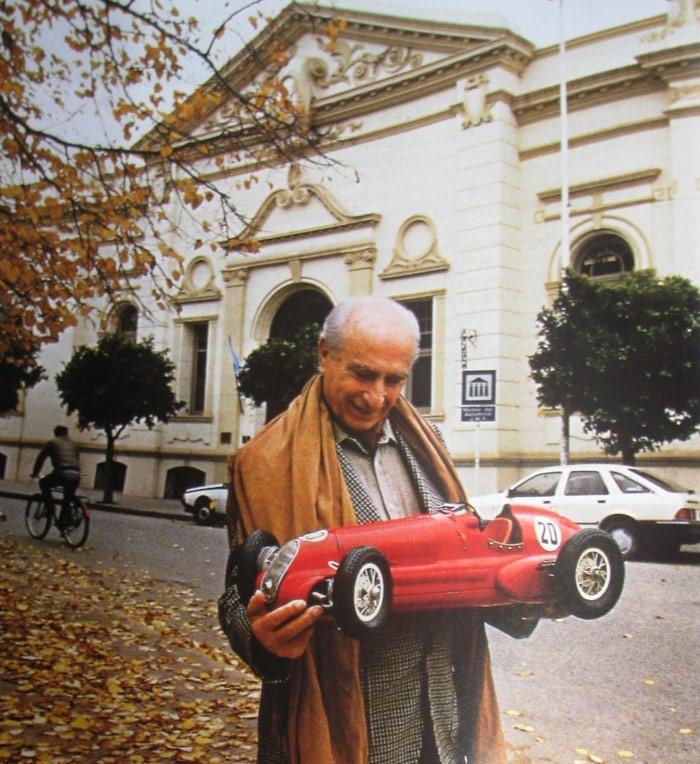 Хуан Мануэль Фанхио